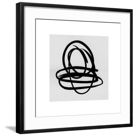 Black and White Collection N? 33, 2012-Allan Stevens-Framed Art Print