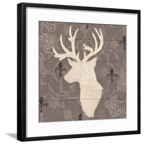 Rustic Elegance II-James Wiens-Framed Art Print
