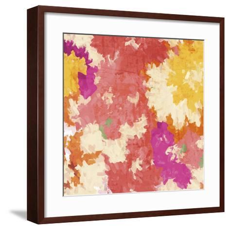 September Orange I-Irena Orlov-Framed Art Print