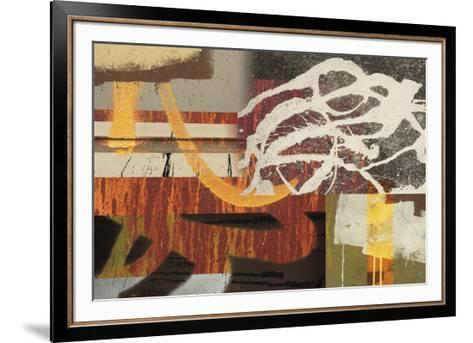 Hollis to Gilman-Toby Goodenough-Framed Art Print