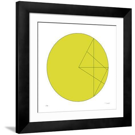 Daily Geometry 275-Tilman Zitzmann-Framed Art Print