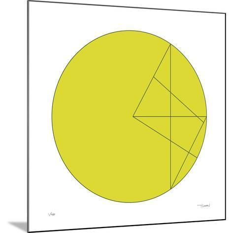 Daily Geometry 275-Tilman Zitzmann-Mounted Giclee Print