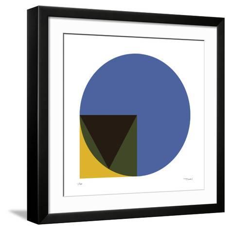 Daily Geometry 288-Tilman Zitzmann-Framed Art Print