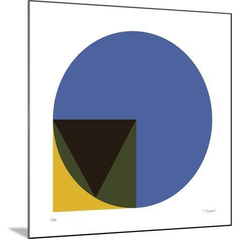 Daily Geometry 288-Tilman Zitzmann-Mounted Giclee Print