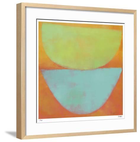 Vivid Charms 2-Katharine McGuinness-Framed Art Print