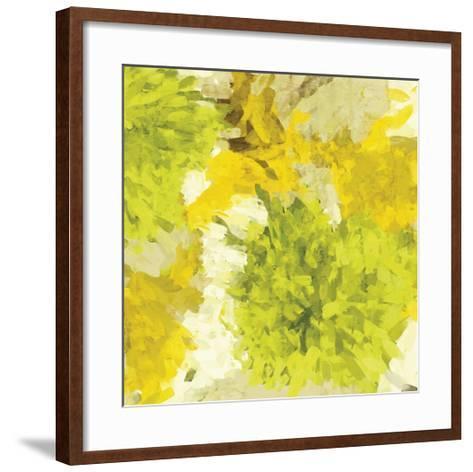 Lightness 1-Irena Orlov-Framed Art Print