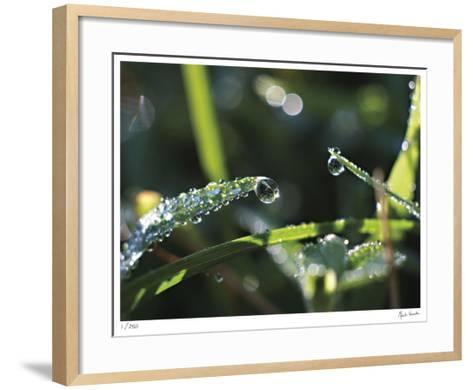 Meeting-Michelle Wermuth-Framed Art Print