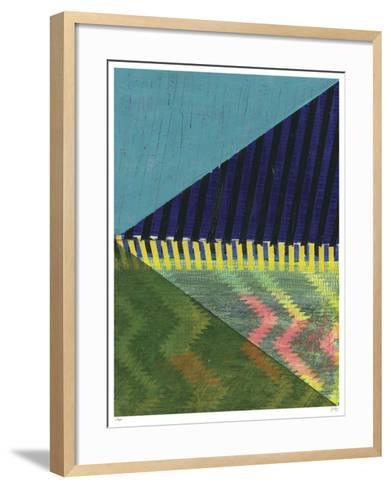 NY 1305-Jennifer Sanchez-Framed Art Print
