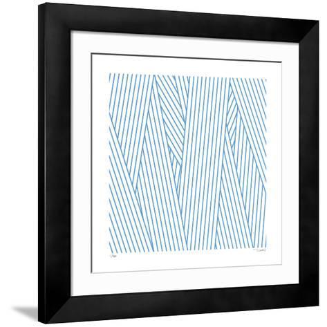 Daily Geometry 100-Tilman Zitzmann-Framed Art Print
