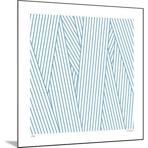 Daily Geometry 100-Tilman Zitzmann-Mounted Giclee Print