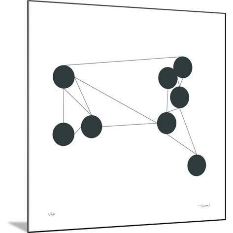 Daily Geometry 370-Tilman Zitzmann-Mounted Giclee Print
