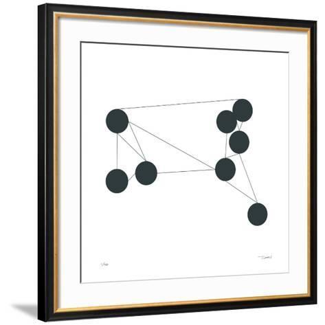Daily Geometry 370-Tilman Zitzmann-Framed Art Print