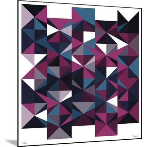 Daily Geometry 438-Tilman Zitzmann-Mounted Giclee Print