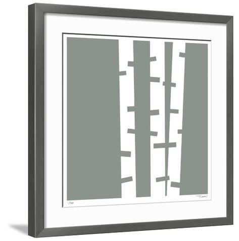 Daily Geometry 113-Tilman Zitzmann-Framed Art Print