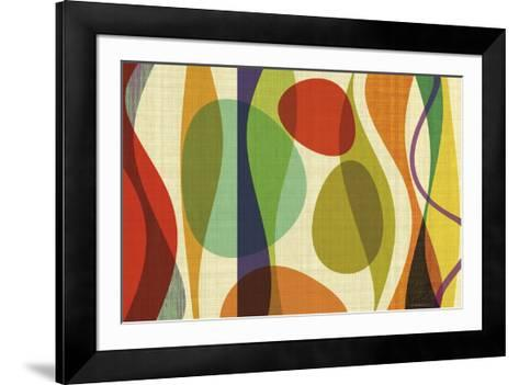 Positive Energy 1-Barry Osbourn-Framed Art Print