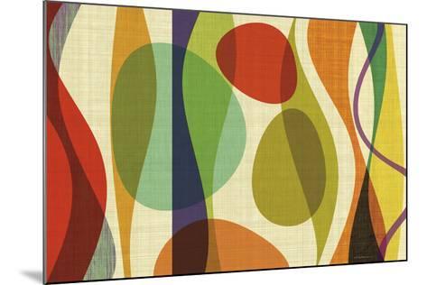 Positive Energy 1-Barry Osbourn-Mounted Giclee Print