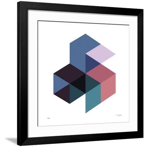 Daily Geometry 505-Tilman Zitzmann-Framed Art Print