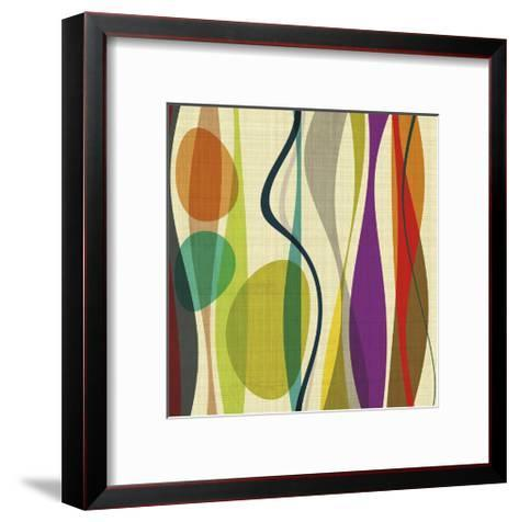 Positive Energy Sq 2-Barry Osbourn-Framed Art Print