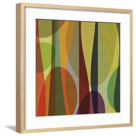 Positive Energy Sq 3-Barry Osbourn-Framed Art Print