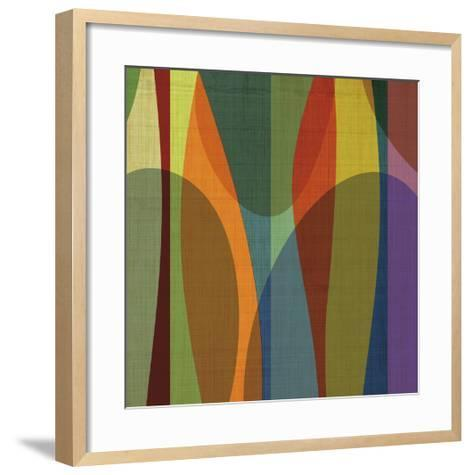 Positive Energy Sq 4-Barry Osbourn-Framed Art Print