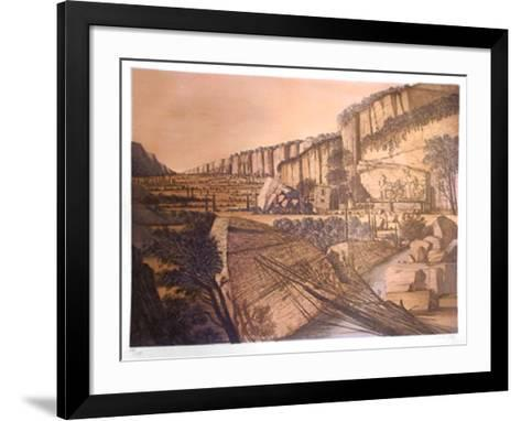 Le Leze II-Ivan Theimer-Framed Art Print