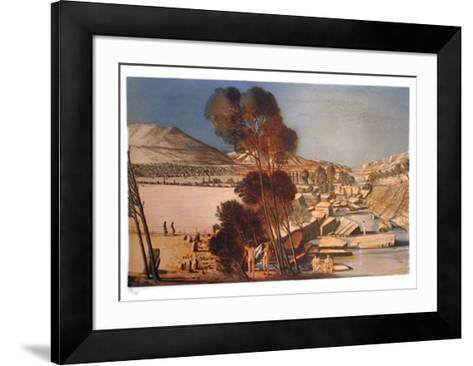 Le Leze III-Ivan Theimer-Framed Art Print