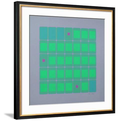 Seasons 2-Arthur Boden-Framed Art Print