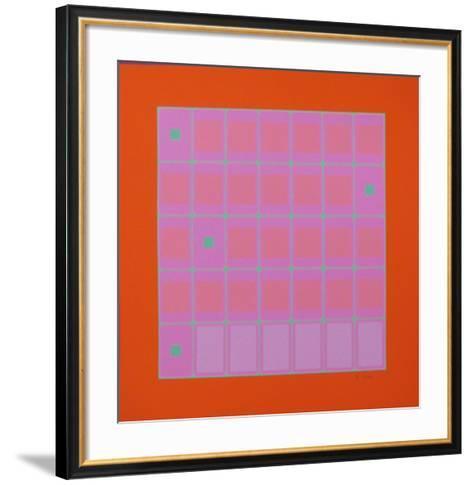 Seasons 5-Arthur Boden-Framed Art Print