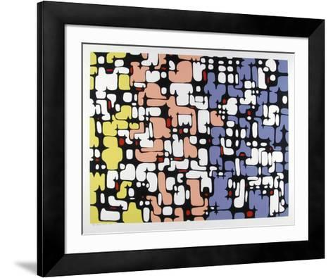Continuity-Ibram Lassaw-Framed Art Print