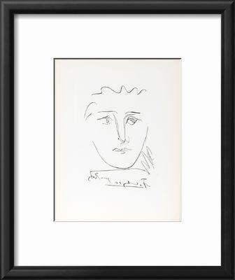 L\'Age de Soleil (Pour Roby) Collectable Print by Pablo Picasso at ...