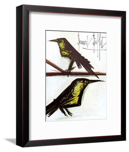 Birds-Bernard Buffet-Framed Art Print