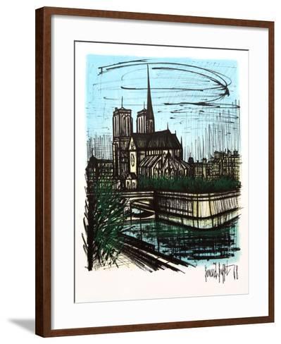 Notre Dame-Bernard Buffet-Framed Art Print