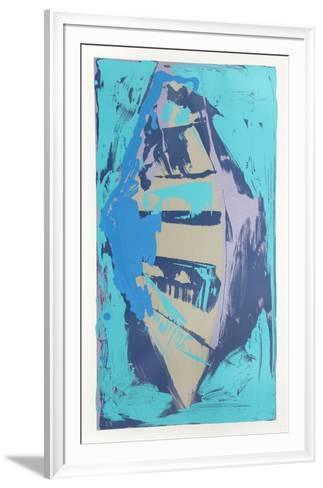 Blues Power-Darryl Hughto-Framed Art Print