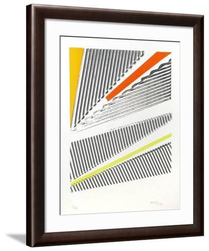 Untitled 1-Michael Argov-Framed Art Print