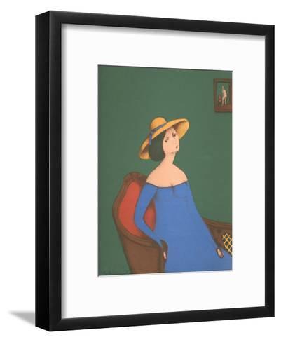 Barbara-Branko Bahunek-Framed Art Print