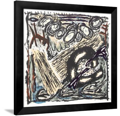 Final Hours-Gregory Amenoff-Framed Art Print