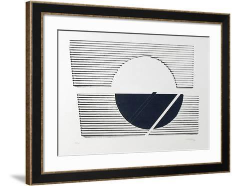 Untitled 4-Michael Argov-Framed Art Print