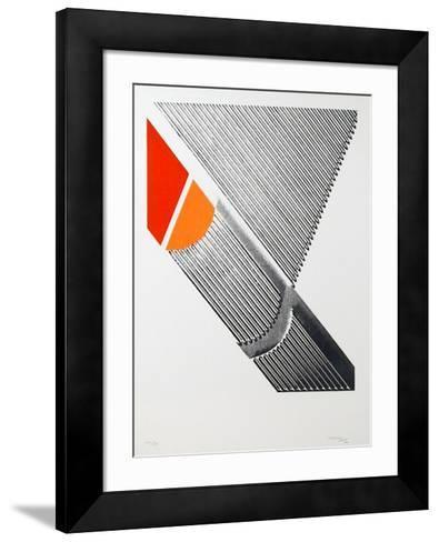 Untitled 5-Michael Argov-Framed Art Print
