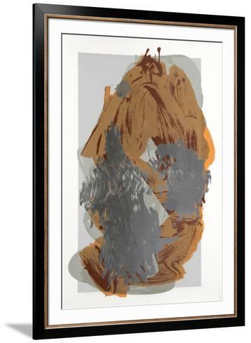 12 Bottom Sand, Earth, Smile-Darryl Hughto-Framed Art Print