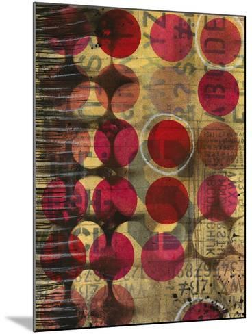 Annotation-Sophia Buddenhagen-Mounted Giclee Print