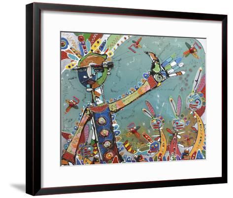 Carnival Time I-Anthony Breslin-Framed Art Print