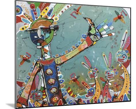 Carnival Time I-Anthony Breslin-Mounted Giclee Print