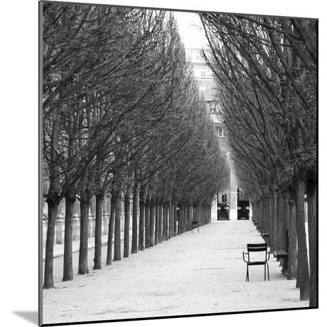 Le Parc II-Bill Philip-Mounted Giclee Print