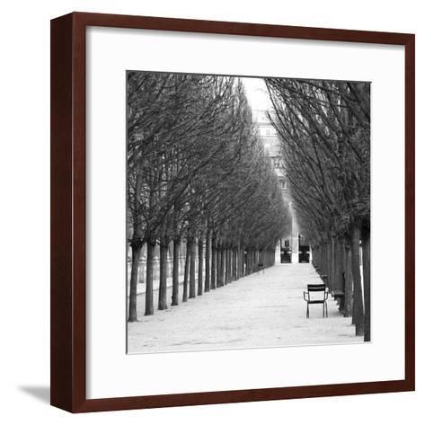 Le Parc II-Bill Philip-Framed Art Print