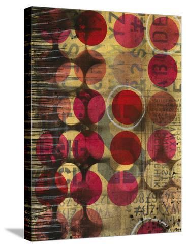 Annotation-Sophia Buddenhagen-Stretched Canvas Print