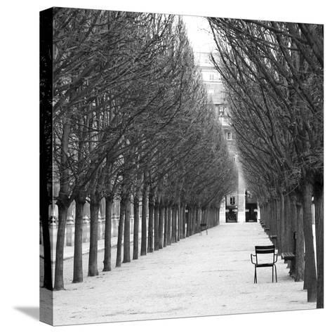 Le Parc II-Bill Philip-Stretched Canvas Print