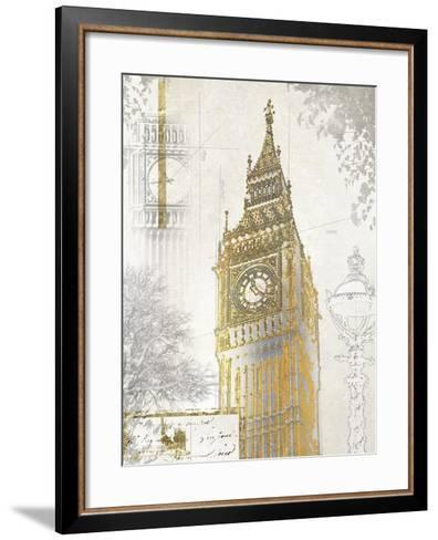 Big Ben-Ben James-Framed Art Print