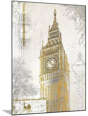 Big Ben-Ben James-Mounted Art Print