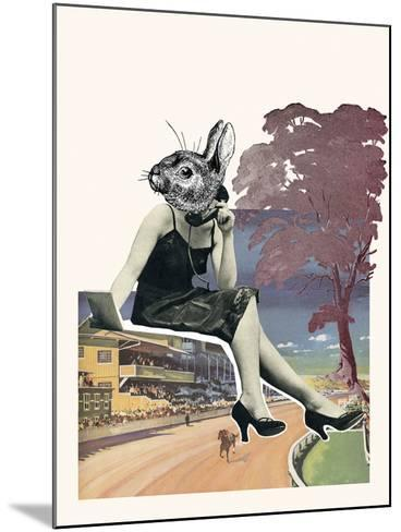 Petville II-Clara Wells-Mounted Giclee Print
