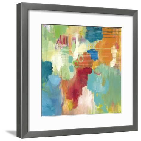 Every Stroke-Lesley Grainger-Framed Art Print
